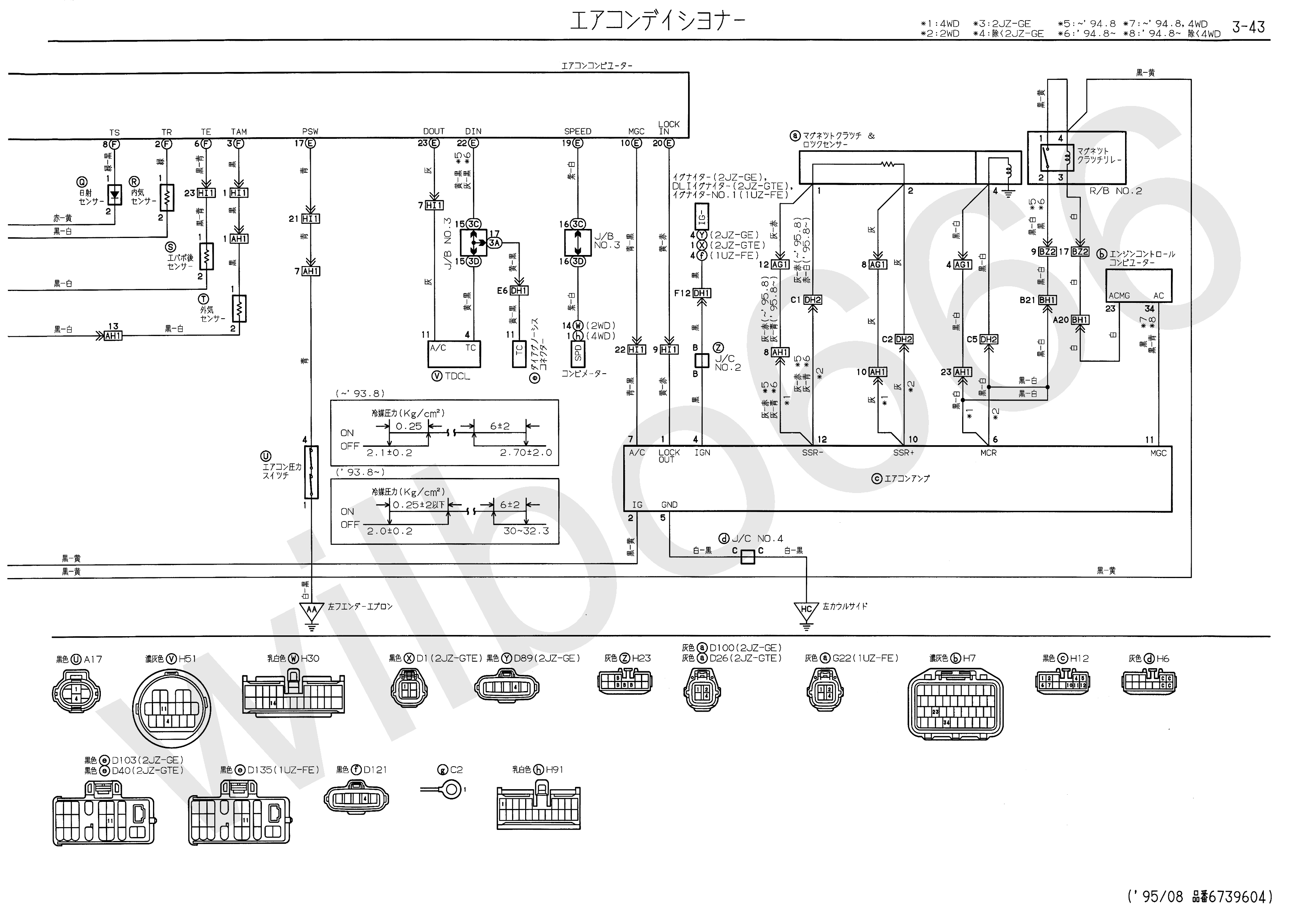 Allison Series Transmission Diagram