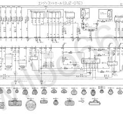 2jz Wiring Diagram 1998 Land Rover Discovery Radio Wilbo666 Gte Jzs147 Aristo Engine