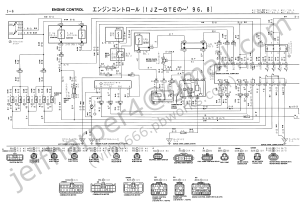 EFI main relay and the Fuel Pump Computer in the event of
