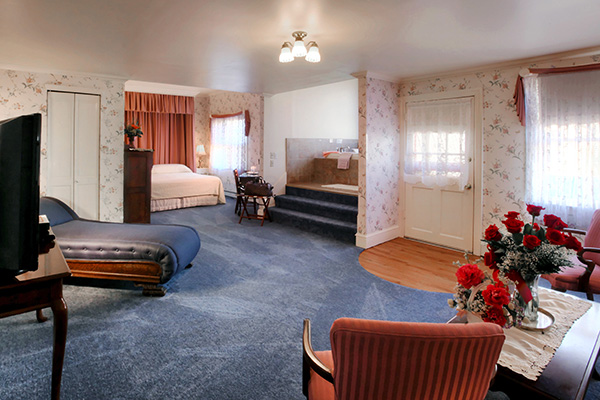 Room 9, The Wilbraham Mansion Bed & Breakfast, On the Jersey Shore
