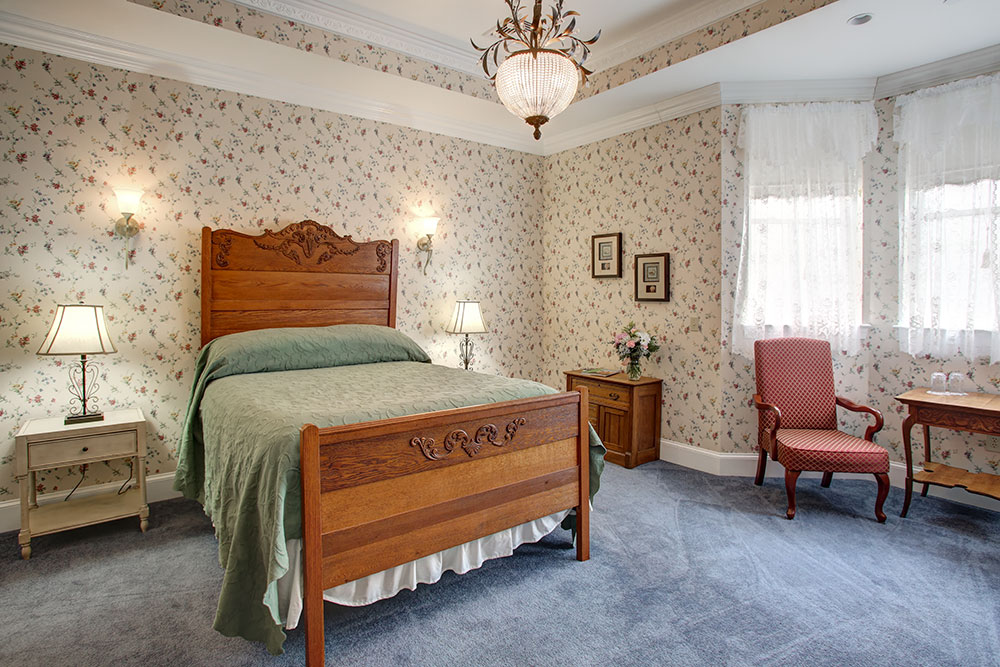 Suite 103, The Wilbraham Mansion & Suites Boutique Hotel, Cape May, NJ