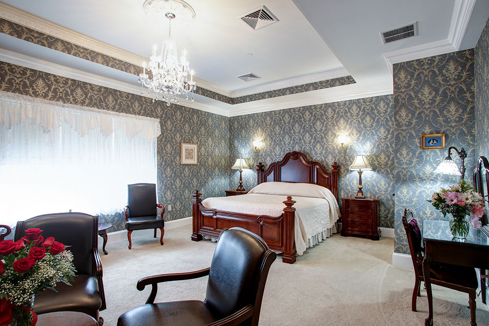 Suite 104, The Wilbraham Mansion & Suites Boutique Hotel, Cape May, NJ