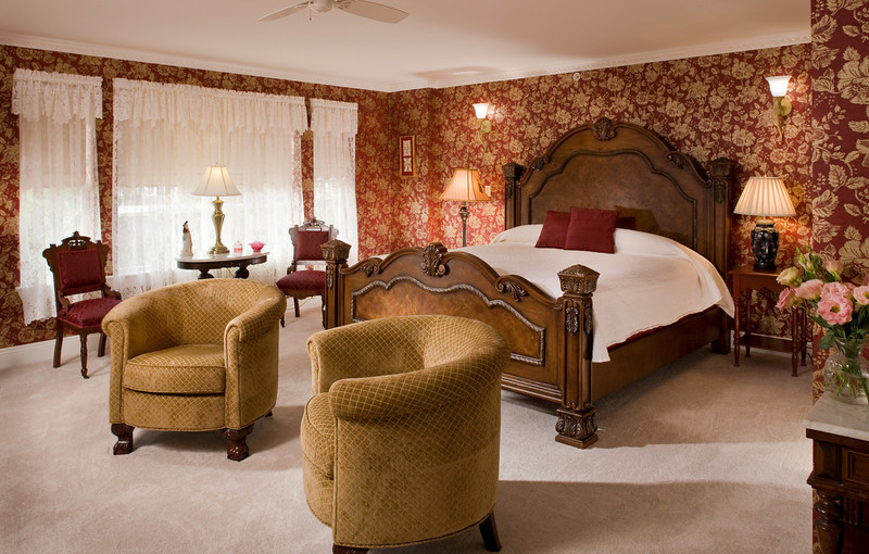 Suite 202, The Wilbraham Mansion & Suites Boutique Hotel, Cape May, NJ