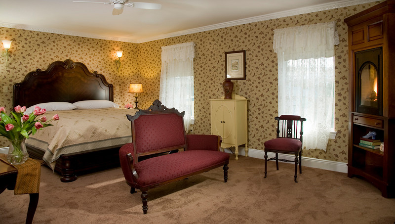 Suite 301, The Wilbraham Mansion Bed & Breakfast, On the Jersey Shore