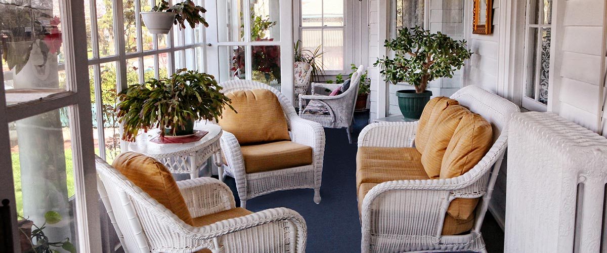 The Porch The Wilbraham Mansion & Suites Boutique Hotel, Cape May, NJ