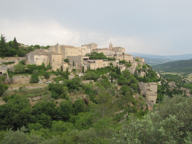 Villages of Provence, Gourdes