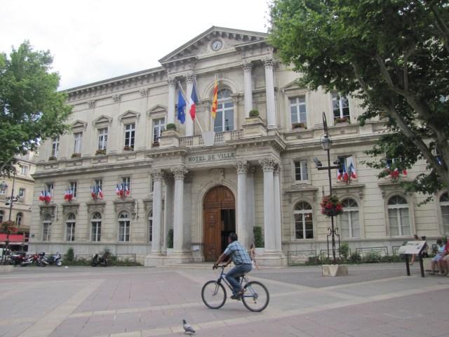 Hotel de Ville, Avignon, France