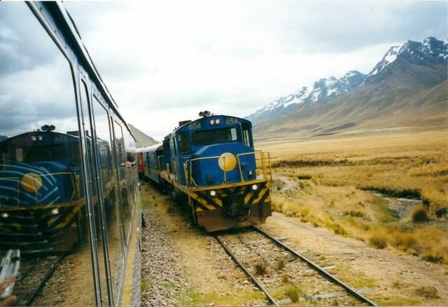 Puno to Cusco Train, Peru