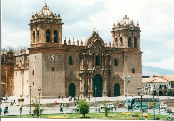 The Cathedral Basilica of the Assumption of the Virgin, Cusco