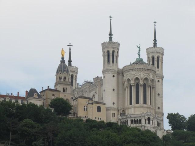 Basilica of Notre-Dame de Fourvière, Lyon