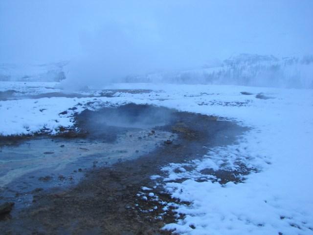 Skollfoss Geysir, Iceland