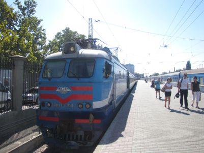 Odessa Train