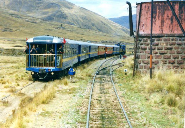 Puno to Cusco Express, Peru