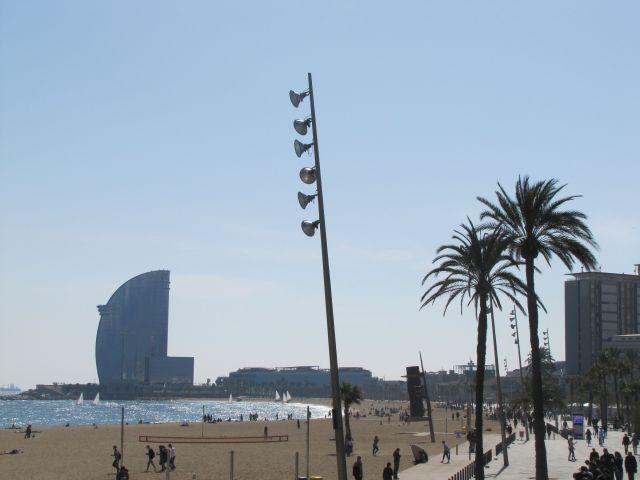 Port Olimpic, Barcelona