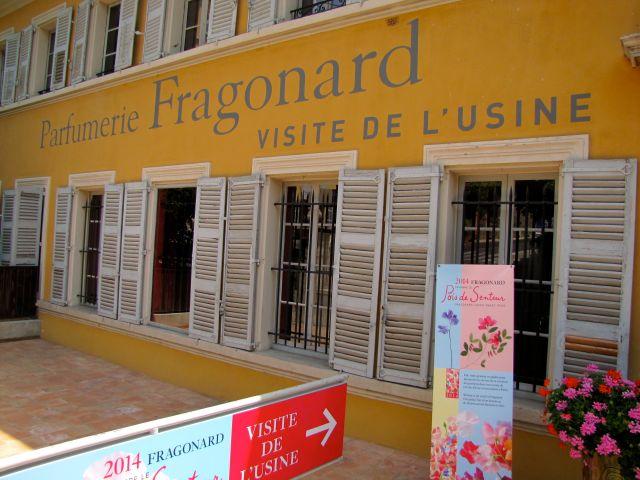 Fragonard Parfumerie, Grasse, France