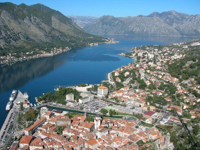 Kotor Fjord, Montenegro