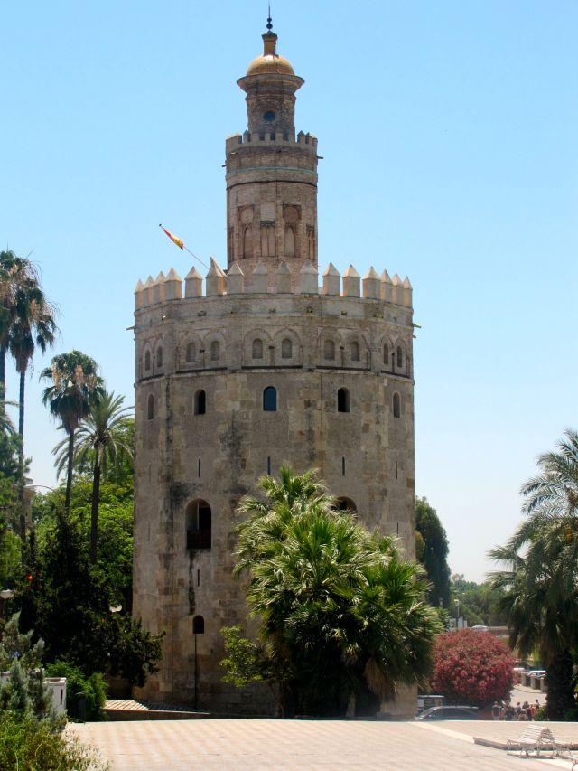 Gold Tower, Seville