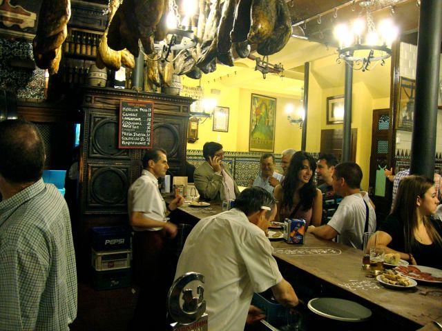 El Rinconcillo Restaurant, Seville