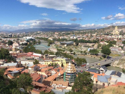 Skyline Tbilisi