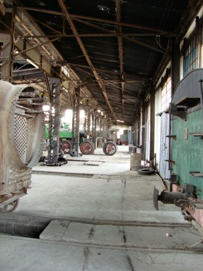 Damascus railway Museum
