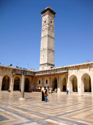 aleppo mosque 1