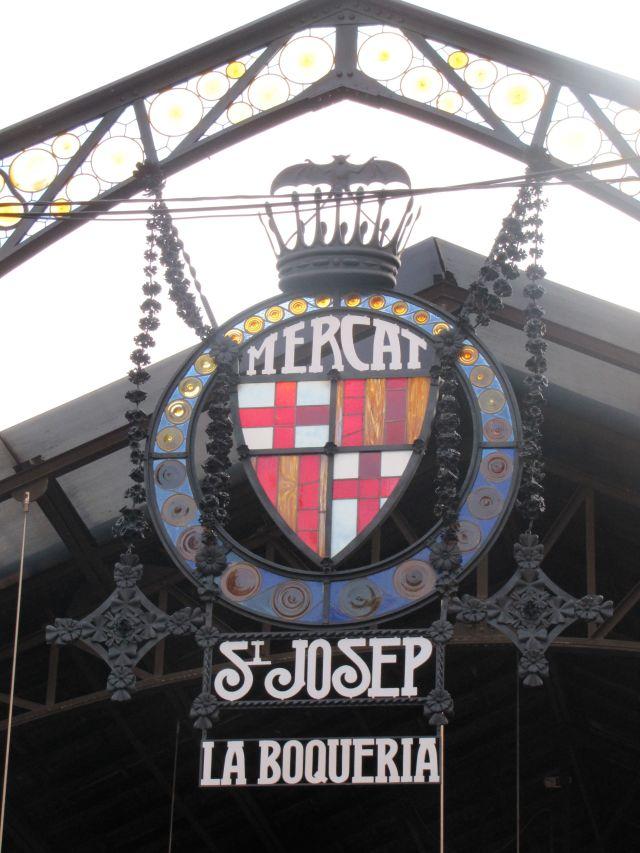 St Joseph Market, Barcelona
