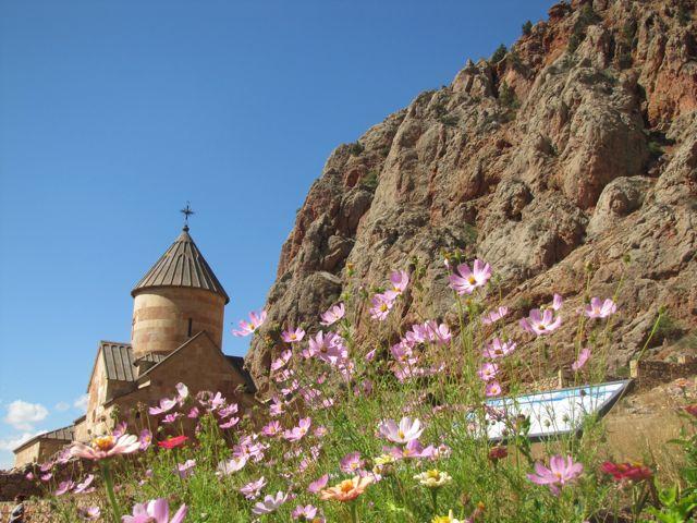 Church Near Yerevan, Armenia
