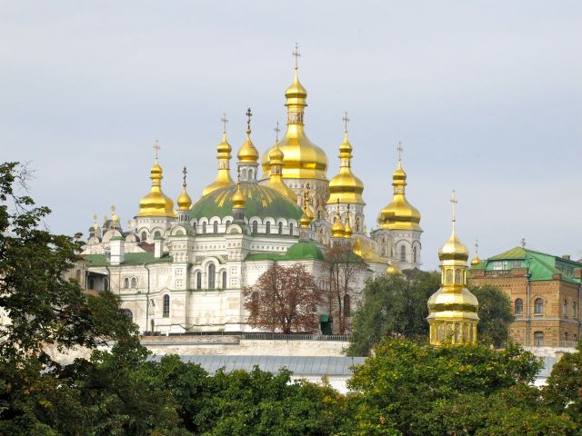 Kiev Monastery, Ukraine
