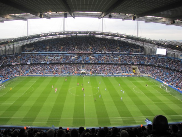 Etihad Stadium, Manchester City