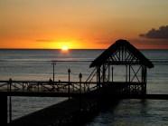 Mauritius Sunset, Le Meridien Hotel