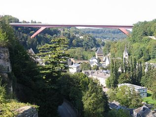 bridge-luxemburg