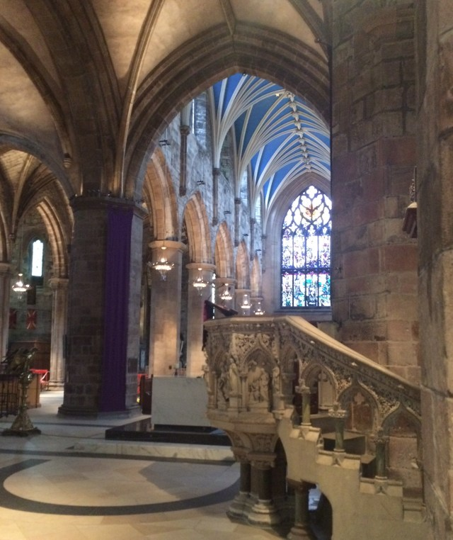 Cathedral of St Giles, Edinburgh