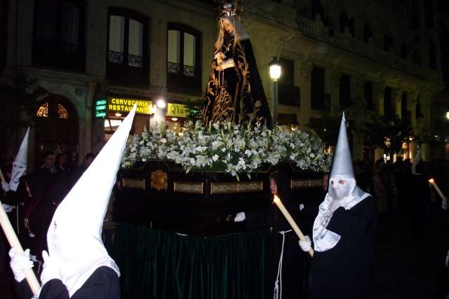 Madrid Easter 2003