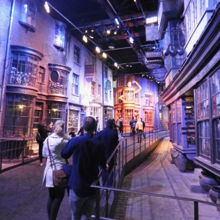 Diagon Alley (Warner Bros Studio)