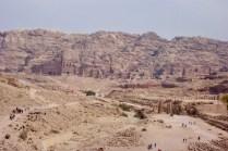 Buildings, Petra, Jordan