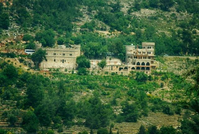 Saida ~Sea castle & Moussa castle