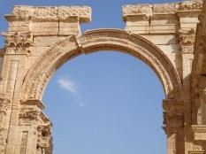 Triumphal Arch, Palmyra