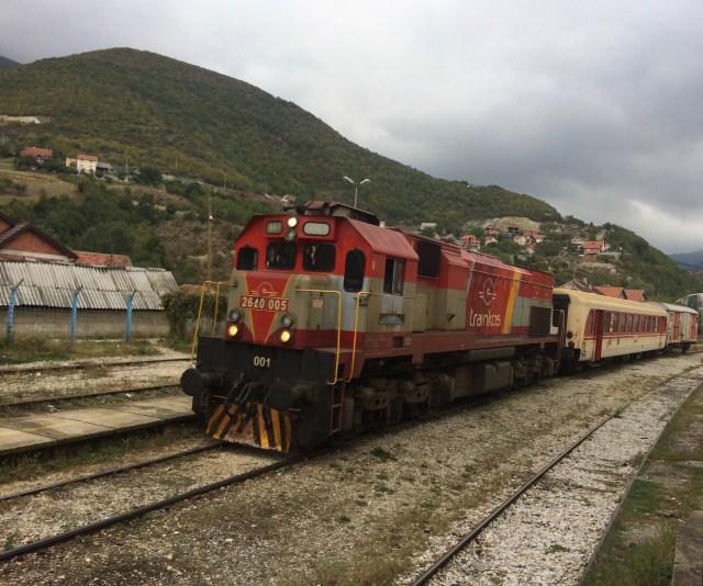 Kosovo Train