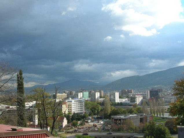 Skopje Skyline 06
