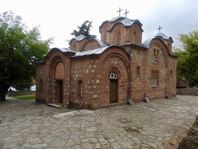 St Pantileimon Monastery, Skopje