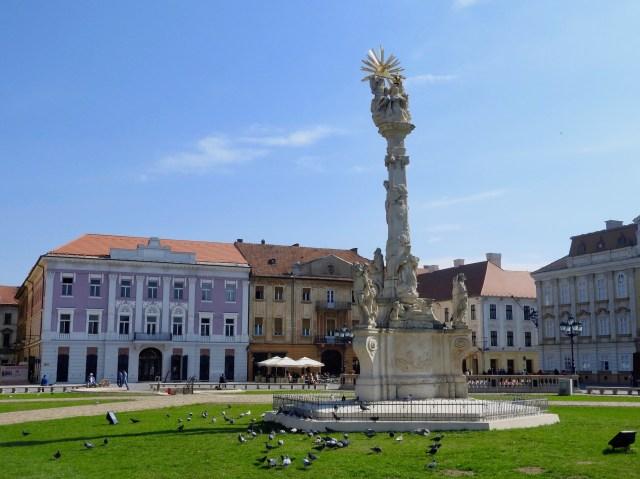 Timisoara, Romania. September 2017.