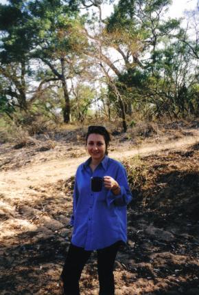 Early Safari Rania
