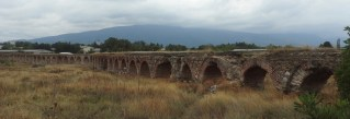 Roman Aqueduct, Skopje