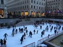 Rockefeller Center Skating Rink, New York