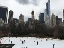 Central Park Skating Rink, New York