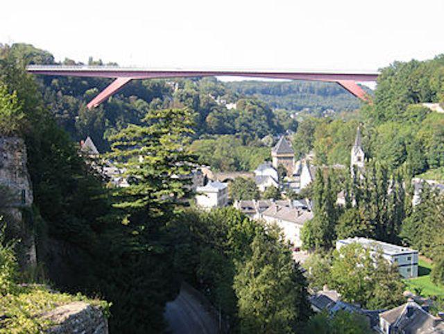 bridge-luxemburg