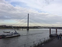 Dusseldorf Bridge 2