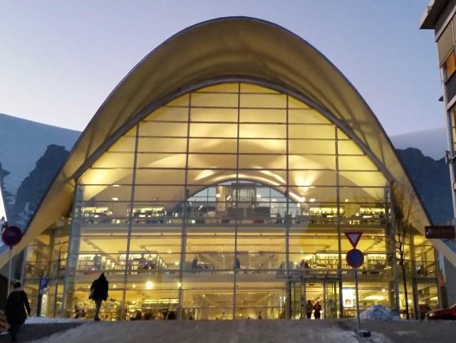 Tromsø City Library, Norway