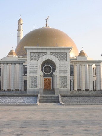 Ashgabat Grand Mosque