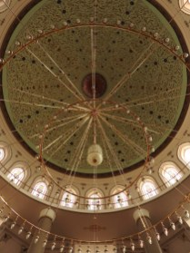 Gurbanguly Hajji Mosque, Mary, Turkmenistan